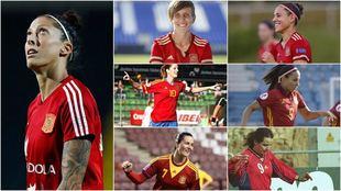 Las goleadoras históricas de la selección hablan sobre Jenni...