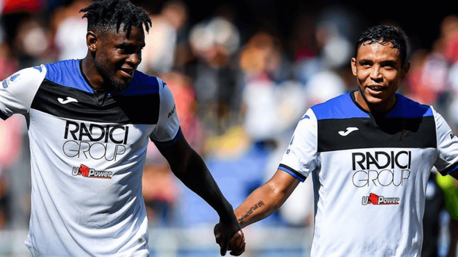 Real Madrid can't compete with Atalanta's attack