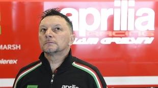 Fausto Gresini, bicampeón mundial, en situación extremadamente crítica