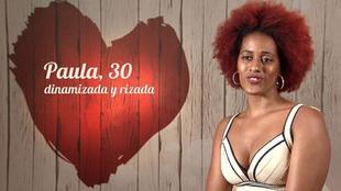 Paula, decepcionada con la potencia sexual de los españoles:...