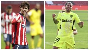 Joao Felix Correa Champions Atletico de Madrid Chelsea