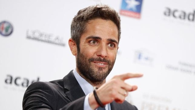 El presentador de televisión Roberto Leal.
