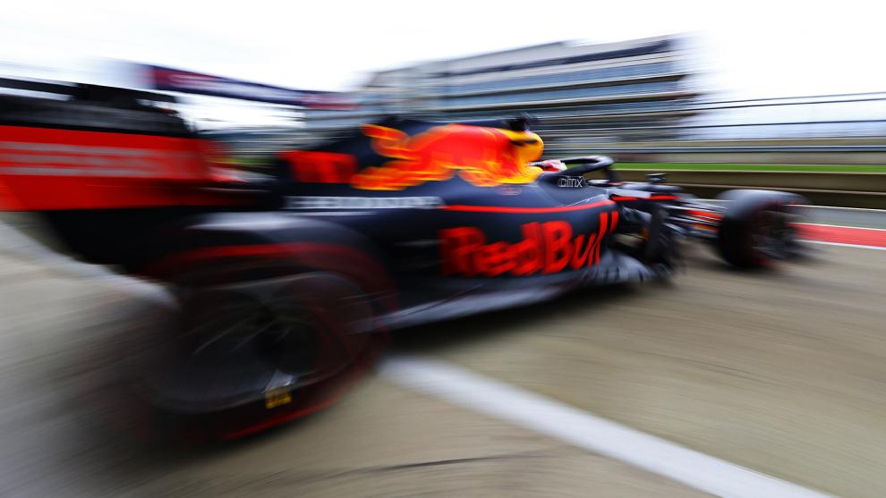 Red Bull Racing y América Móvil