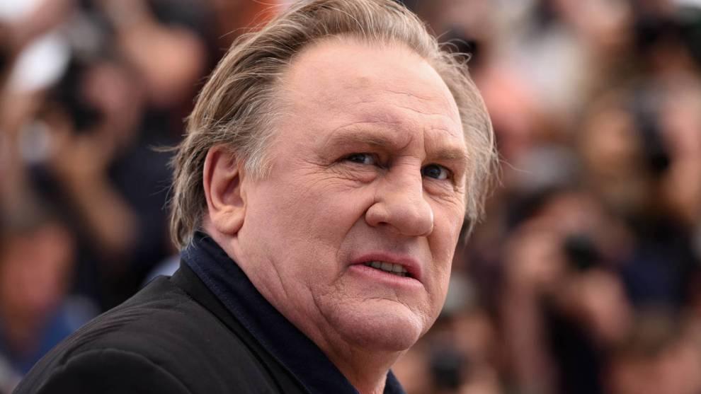 Gérard Depardieu, imputado por violación y agresión sexual