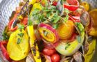 Imagen cedida por la editorial Planeta Gastro de la cocinera Najat...