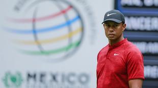 Video: Tiger Woods sufre un accidente de auto