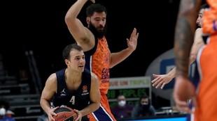 Horario y donde ver en TV hoy Zenit Valencia Basket Euroliga