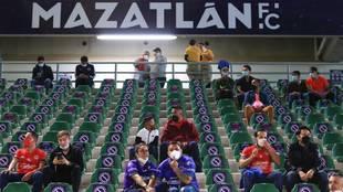 El Kraken recibirá aficionados para la jornada 8 del Clausura 2021