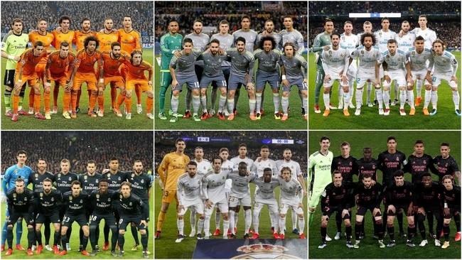 Los onces contra Schalke, Roma, PSG, Ajax, City y Valladolid en Liga