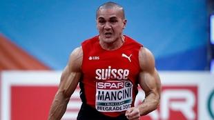Suiza incluye al atleta nazi Mancini en la lista para los Europeos