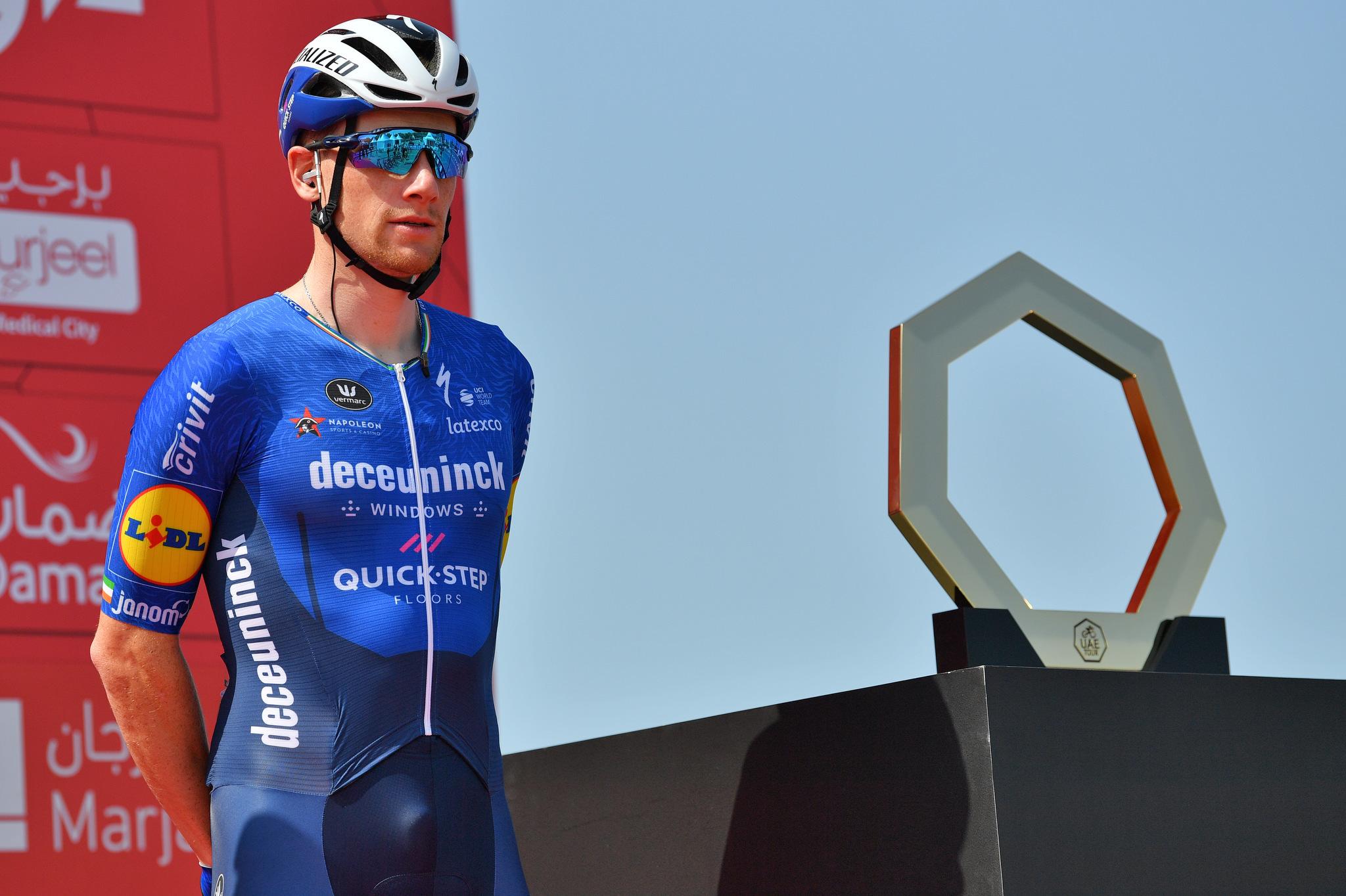 Resumen y clasificación tras la etapa 4 del Tour de Emiratos: Sam Bennett se lleva la cuarta etapa