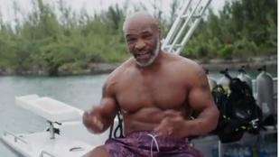 Mike Tyson - marihuana