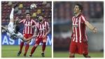 El Atlético se queda sin muro y sin gol