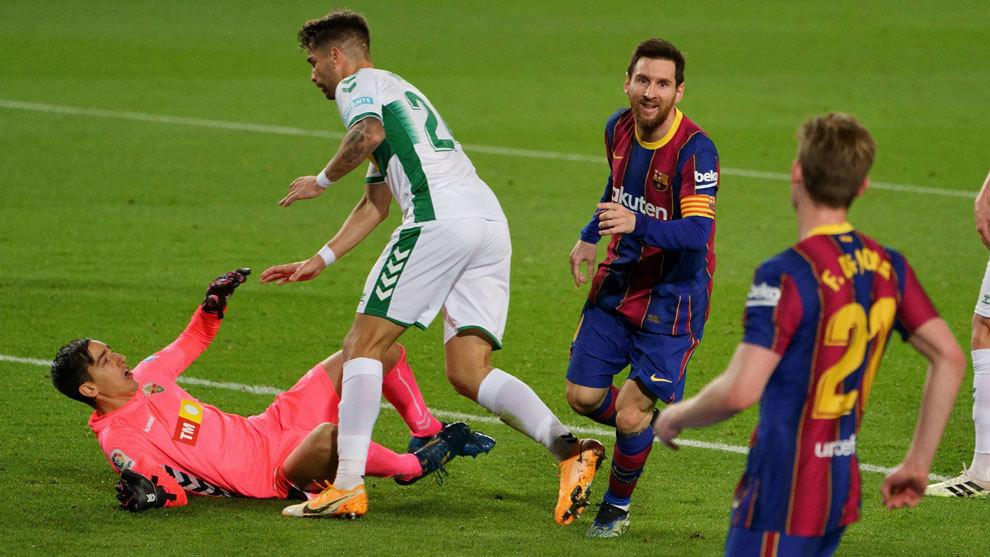 El Barça gana tiempo