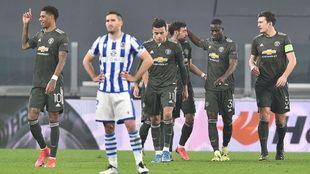 Manchester United Real Sociedad - Horario canal de TV y donde ver hoy...