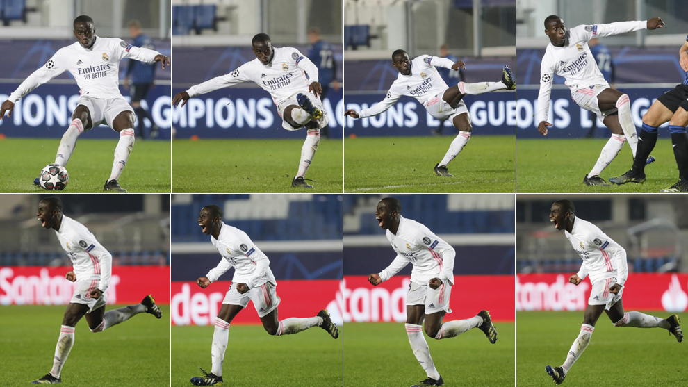 Mendy's goal wasn't a fluke: How he became so good with his right foot