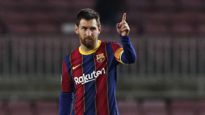 Barcelona academy product thinks Messi will play in MLS