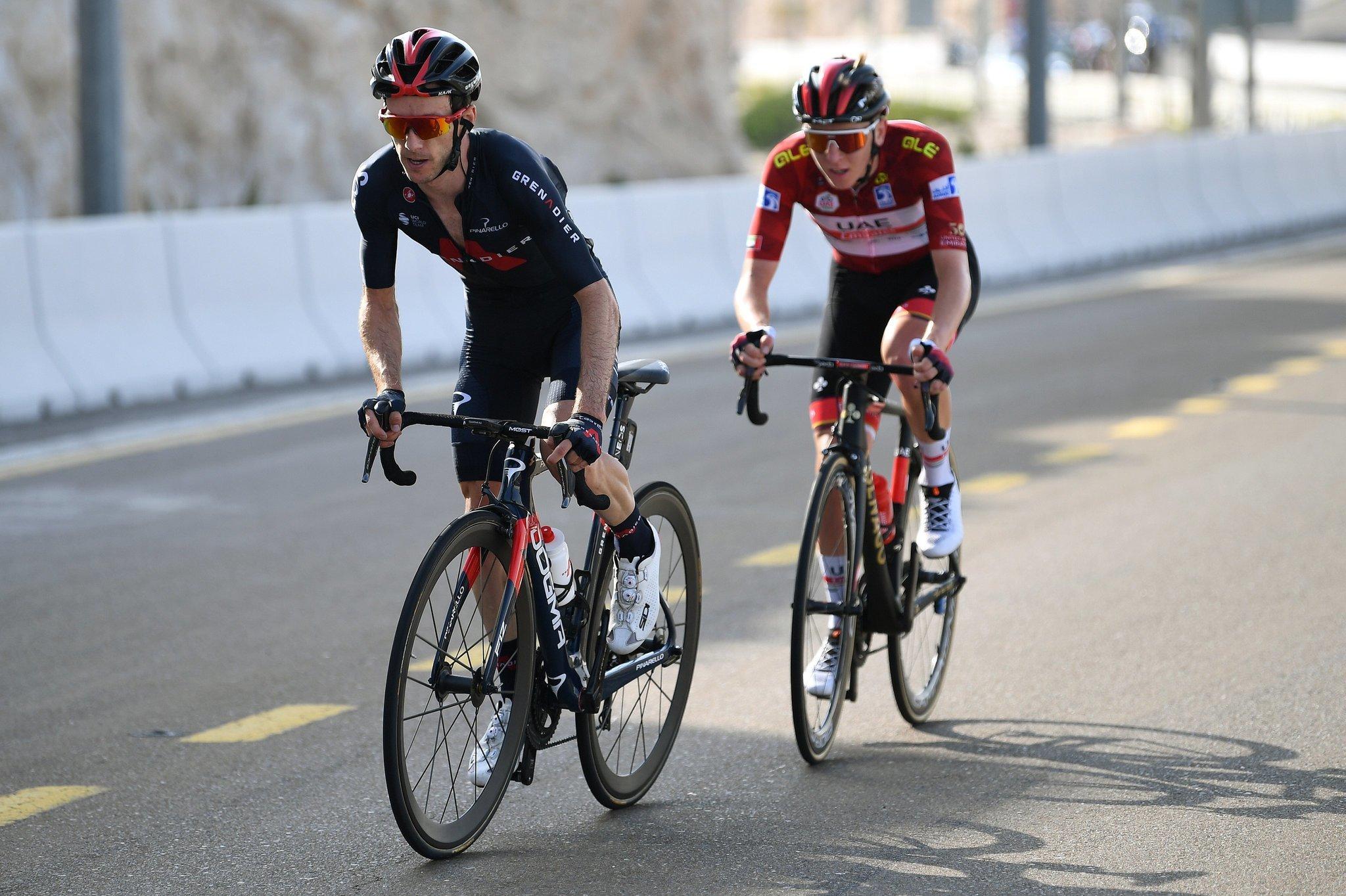Resumen y clasificación tras la etapa 5 del Tour de Emiratos: Vingegaard vence y Pogacar sigue líder