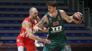 Baskonia Estrella Roja: Horario canal y donde ver en TV el partido de...