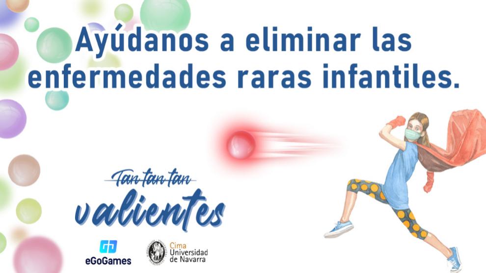 """""""Tan tan tan Valientes"""", el torneo de Bubble Shooter para eliminar las enfermedades raras"""