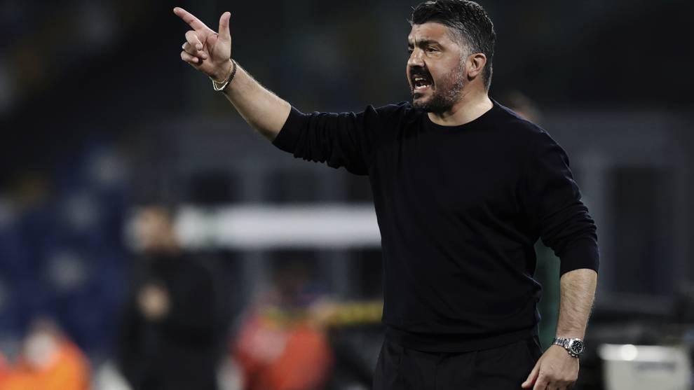 """Gattuso explota: """"Si un equipo italiano se porta como el Granada, estaría en todos los periódicos"""""""