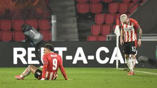 Al PSV se le escapa el pase a octavos de la Europa League en los...