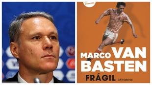 Marco van Basten, durante el Mundial 2018.
