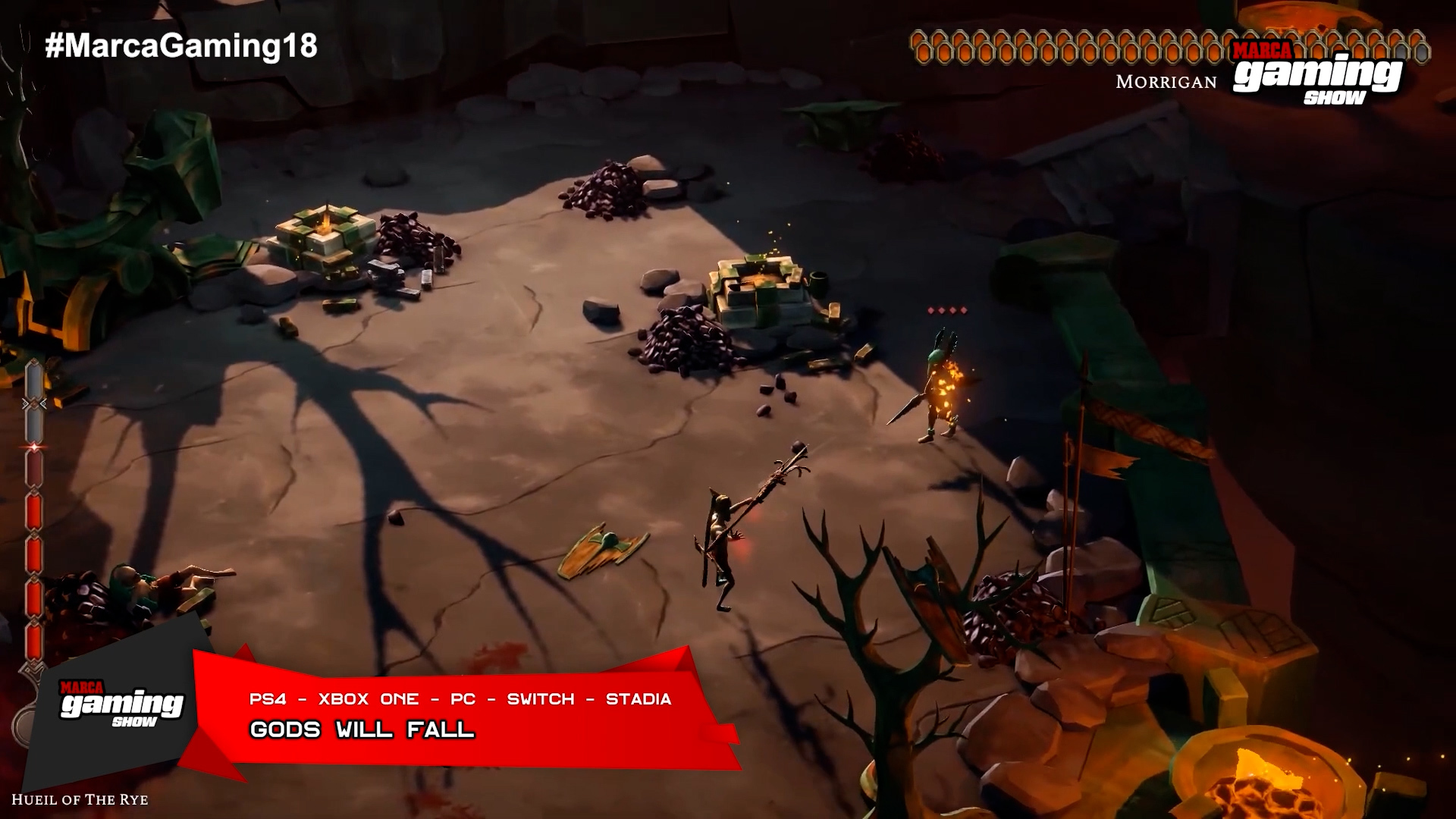 Gods Will Fall (PC - PS4 - XBOX ONE - SWITCH - STADIA)