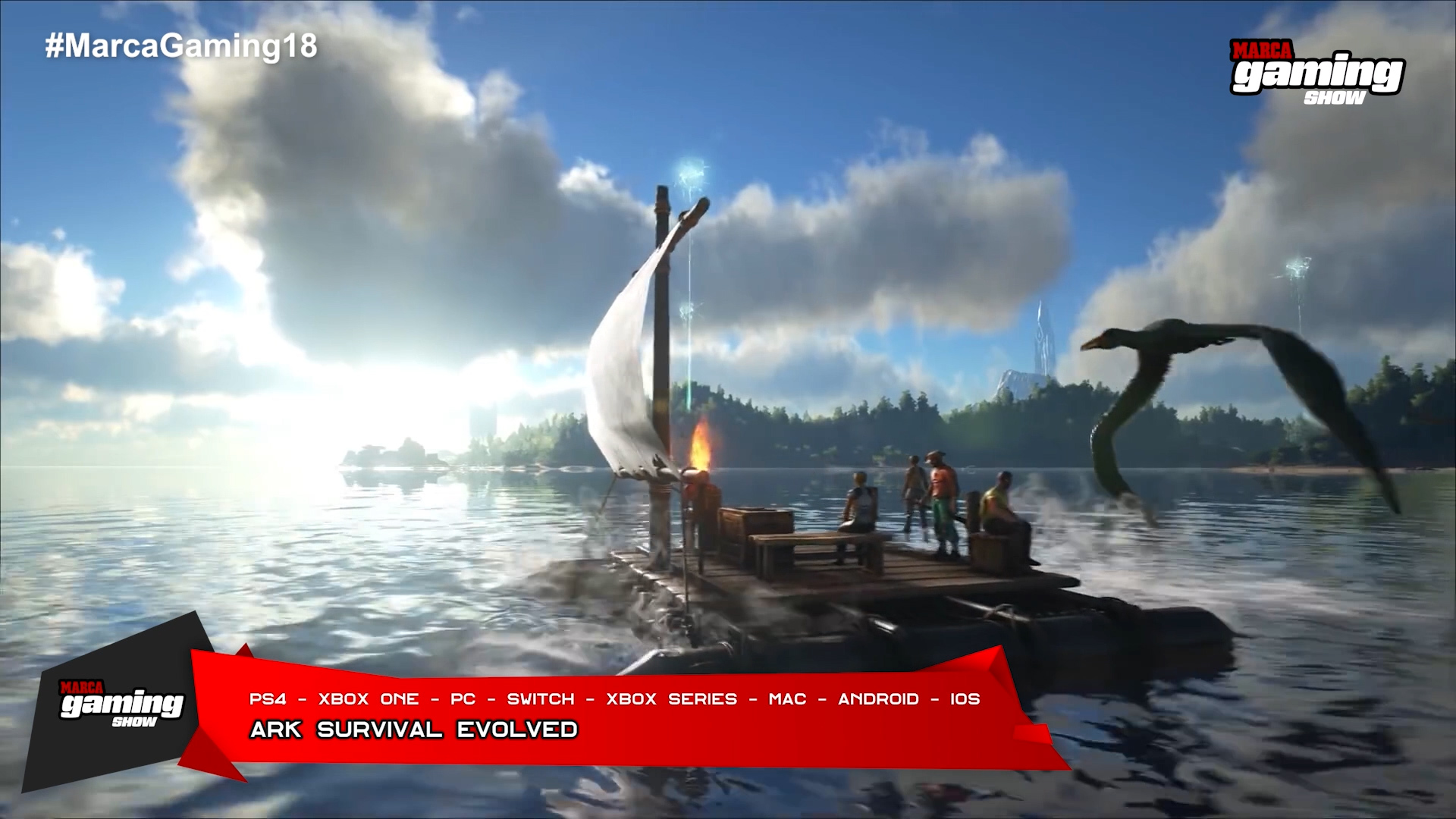 ARK Survival Evolved (PC - PS4 - XBOX ONE - SWITCH)