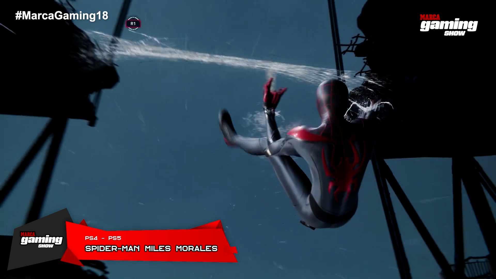 Spider-Man Miles Morales (PS4 - PS5)