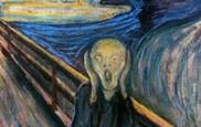 Munch fue el que escribió sobre su obra de 'El grito'.