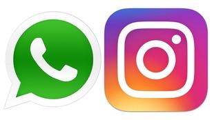 WhatsApp e Instagram, en plena fusión para realizar llamadas.