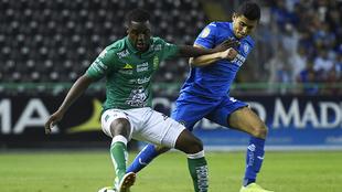 Campbell y Orbelín se verán las caras en el León vs Cruz Azul.