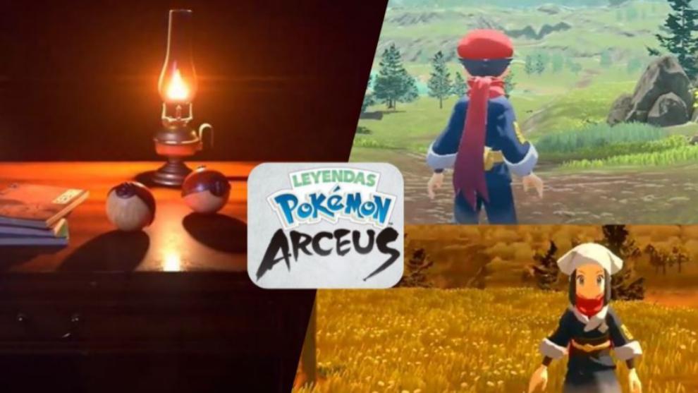 Leyendas Pokémon: Arceus llegará al mercado a principios de 2022.