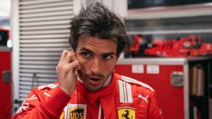 Carlos Sainz llega a la escudería con 26 años