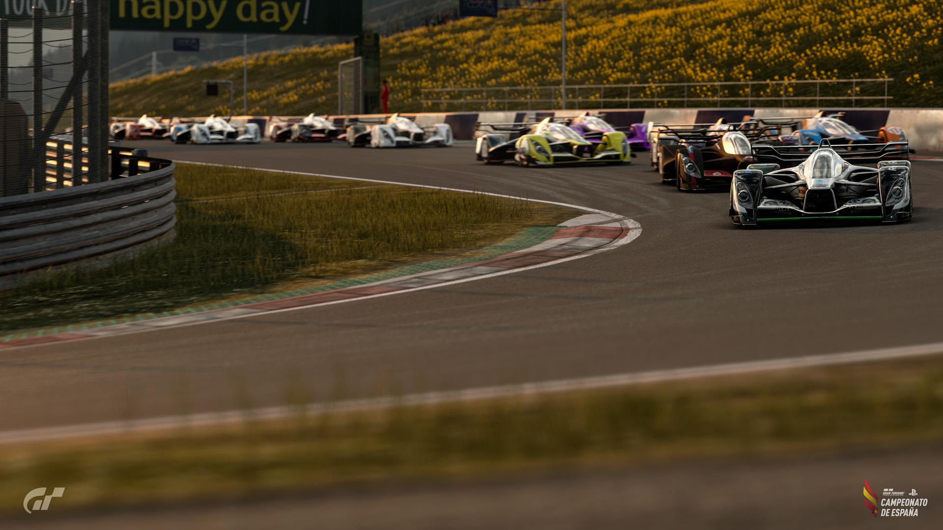 Campeonato de España de Gran Turismo