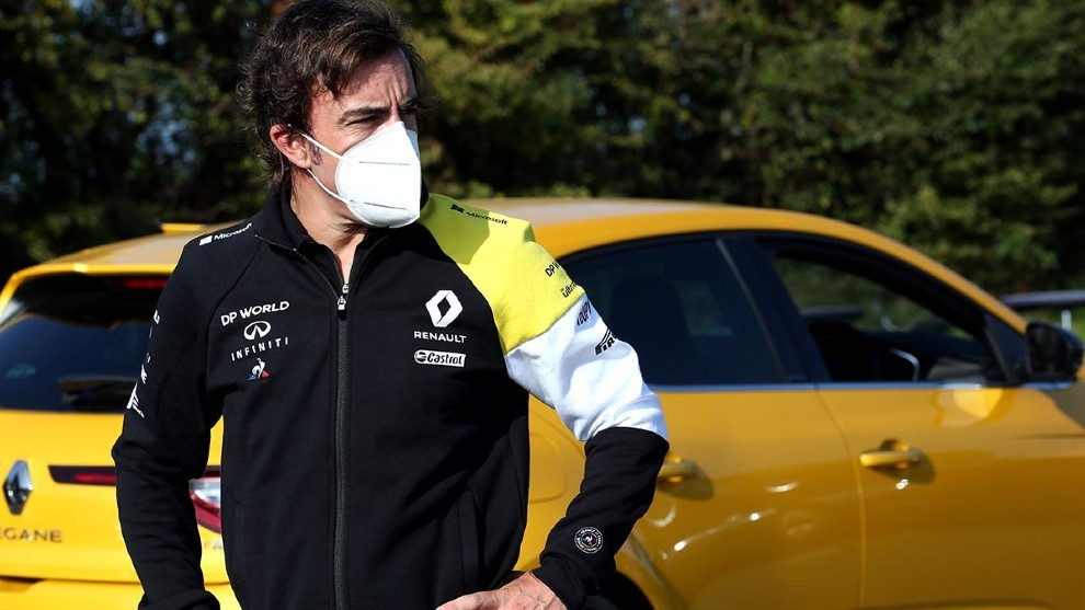 Fernando Alonso no viajará a la presentación de Alpine