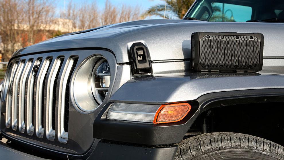 Así es el Jeep Gladiator, visto de cerca