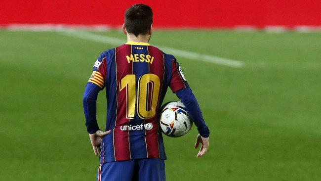 Messi abre la puerta al Barça