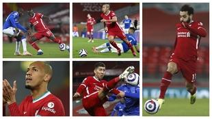 Desvelan los sueldos del Liverpool: cuatro por encima de los 10 'kilos' y Thiago en el 'top 3'