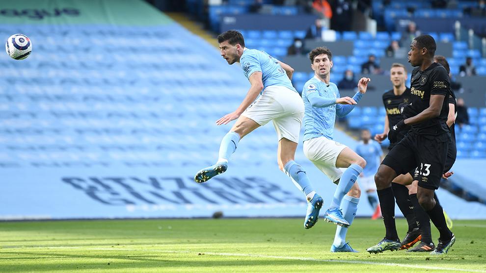 Dias y Stones le dan la victoria al Manchester City.