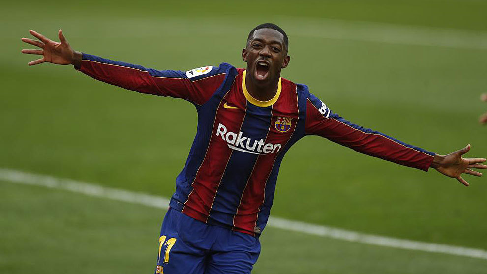 El Barça tiene a tiro LaLiga