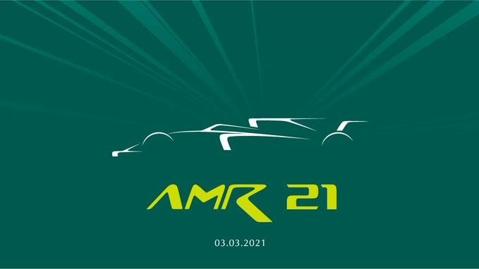 Aston Martin arranca el AMR21, que se presenta con Vettel y Stroll el 3 de marzo