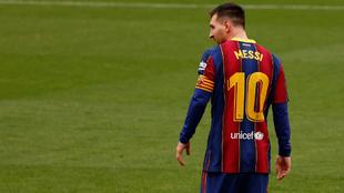 ¿Messi en 'decadencia' sigue siendo el mejor? Gol en los últimos 7 partidos de Liga y Champions