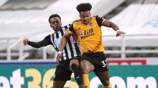 Empate entre Wolves y Newcastle.