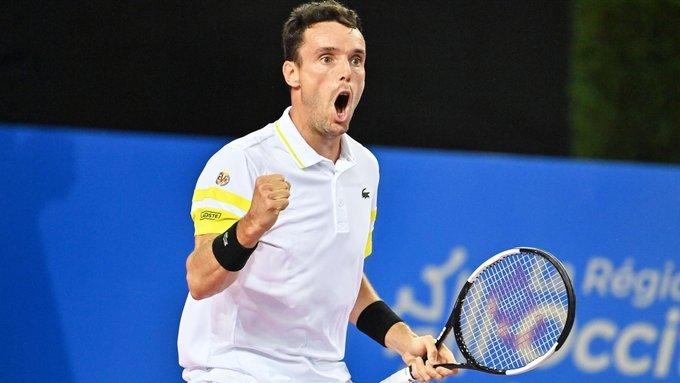 Bautista - Goffin, en directo la final del torneo de Montpellier