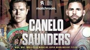 ¿Quién es Billy Saunders, rival del Canelo Álvarez?