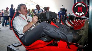 """Agag: """"Dame 50 millones y te hago un Fórmula E que le aguanta a un F1; el mío vale sólo 1"""""""