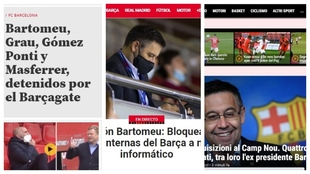 Reacciones Caso Barçagate FC Barcelona Bartomeu