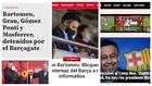 """Reacciones al 'Barçagate', en directo: """"Escándalo mundial"""""""